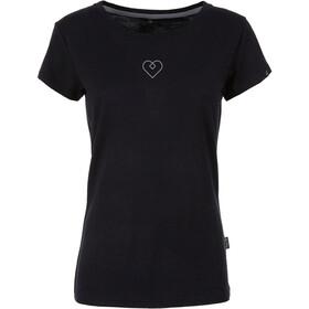 Pally'Hi Heartzl t-shirt Dames blauw